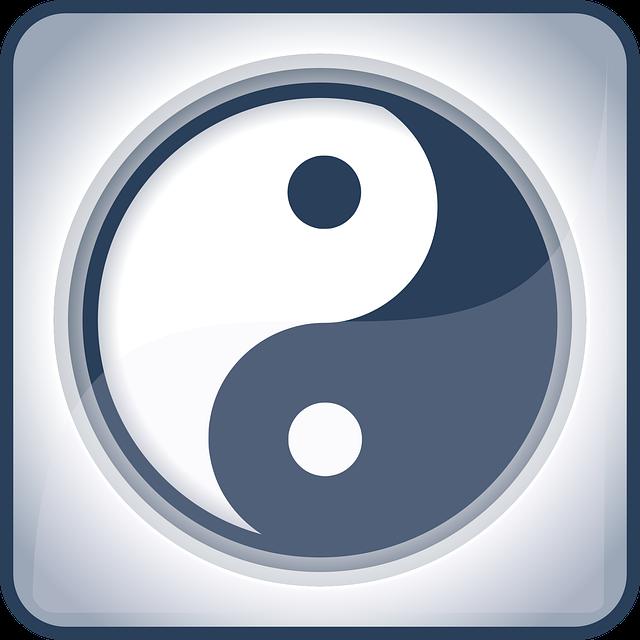 Yi king, les mutations du yin yang